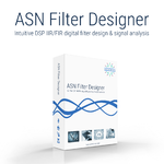 ASN Filter Designer License - Intuitive Filter Design