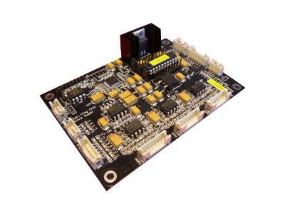 DSP4audio Board - Evaluationssystem für Audio-DSP
